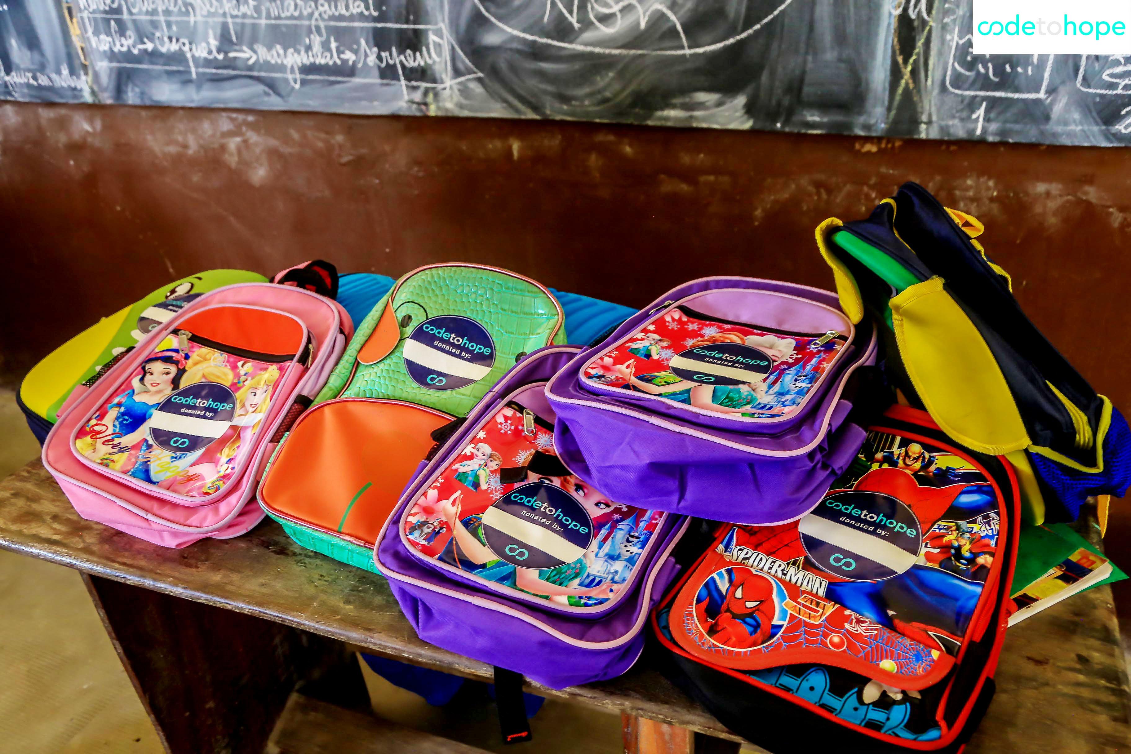 School Backpacks for the children